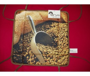 Хлебница Arya Кухонное Coffe Bean In Bag, F0010473